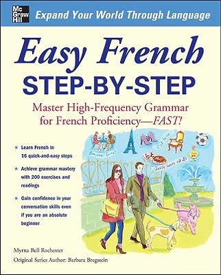 Easy French Step-by-Step By Rochester, Myrna Bell